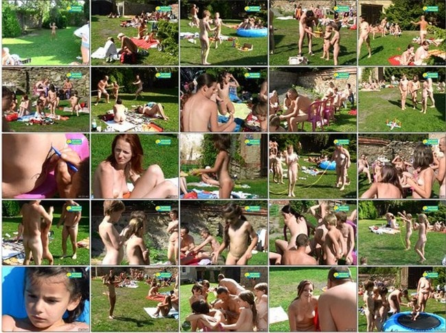 Family at Farm - beauty family nudism video [720x576 | 00:56:05 | 682.36 MB]