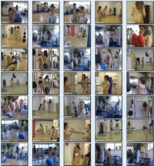 Fitness Girls - new fkk family nudism video [720×480 | 00:55:20 | 4.1 GB]