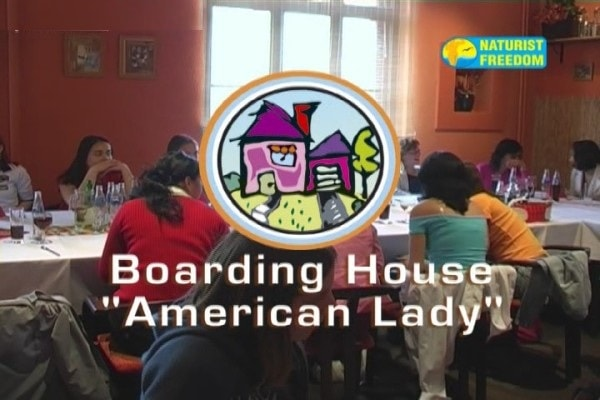 Boarding House American Lady - beauty new family nudism video [720×480 | 00:54:59 | 840.26 MB]