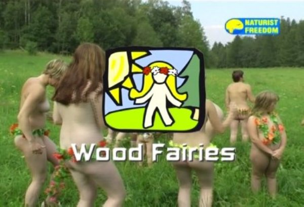 Wood Fairies - beauty new freedom family nudism video [720x480 | 01:06:05 | 4.00 GB]