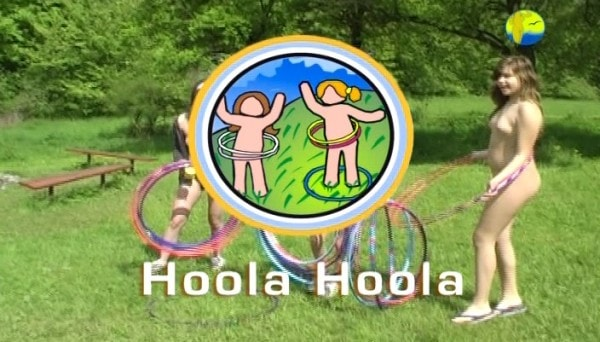 Hoola Hoola - new beauty family nudism video -  [720x480 | 01:31:15 | 4,10 GB]