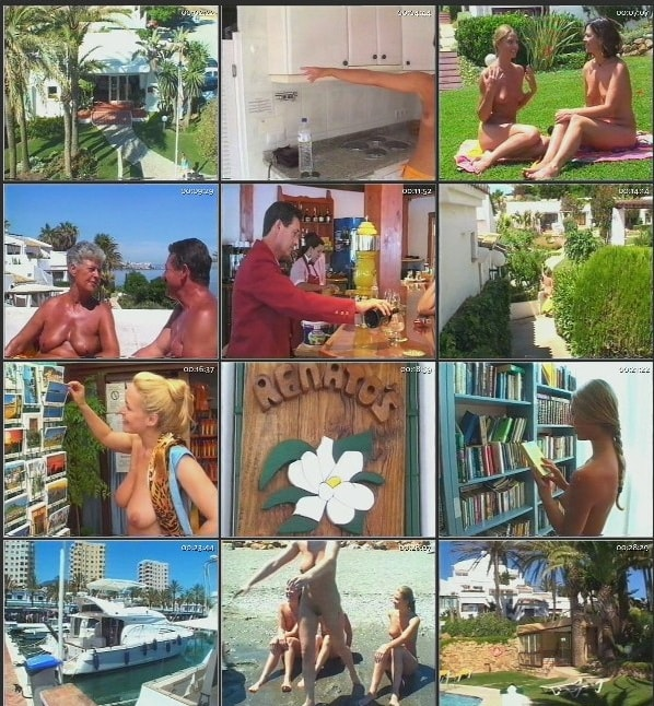 Costa natura naked village - family nudism video [352×288 | 00:59:21 | 703 MB]