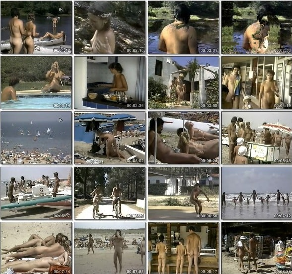 World of Skinny Dipping - The culture of nudism video - naked nudists [640×480 | 00:11:53 | 284 MB]