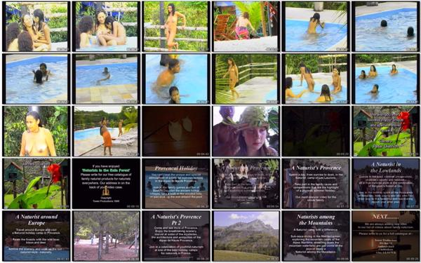 Naturists In the rain forest - Young naked Brazil nudits girls video [720×480 | 01:14:56 | 3.6 GB]