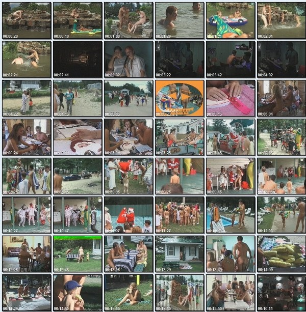 Sun Oasis vol.3 - family nudism video [720x544 | 00:16:31 | 168.68 MB]