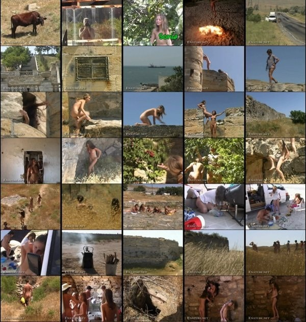 Naked adventures by the azov sea - family nudism video [vol 2] [640×480 | 00:54:28 | 1.5 GB]