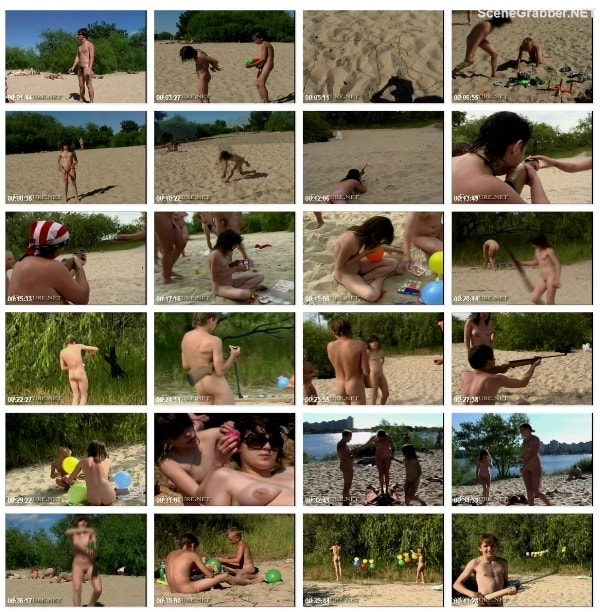 Family nudism naked sport video [720x480 | 00:57:00 | 1.7 GB]