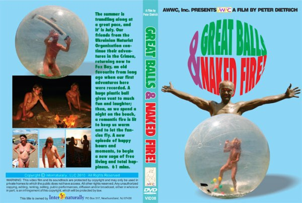 Great balls & naked fire - Family nudism beauty video  [720×480 | 01:16:28 | 3.70 GB]