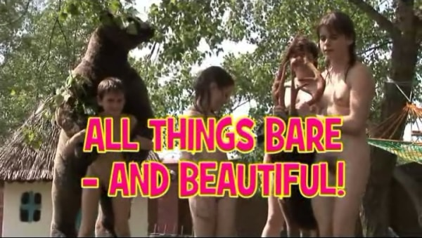 All things bare and beautiful - Video story family nudism video [720x480 | 00:38:47 | 960 MB]