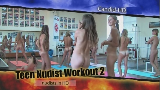 Young naked girls nudists video - Teen nudist workout 2 [1280×720 | 01:10:24 | 2,9 GB]