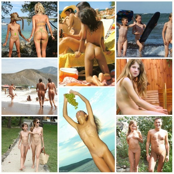 Beautiful young nudists photos - purenudism photo