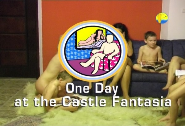 One Day at the Castle Fantasia - new family nudism video [720×480 | 01:42:48 | 3.5 GB]