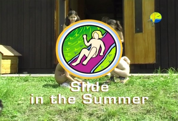 Slide in the Summer - new family nudism video [720×480 | 01:21:16 | 3.8 GB]