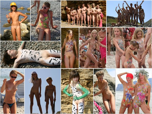 New family nudism naturism gallery [Purenudism]